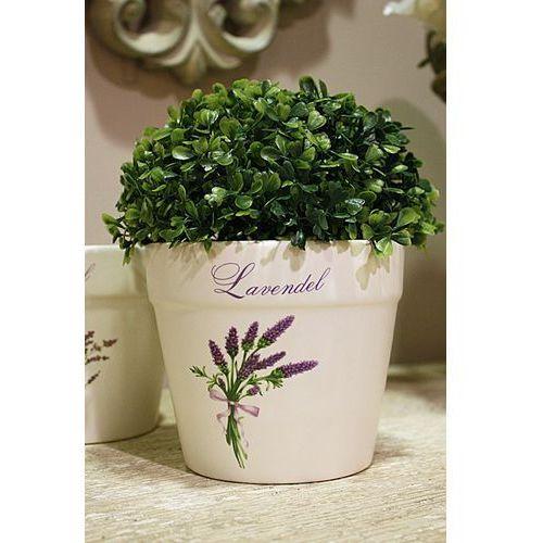 Produkt Donica osłonka Lavendel 2, marki Kolekcja Decco