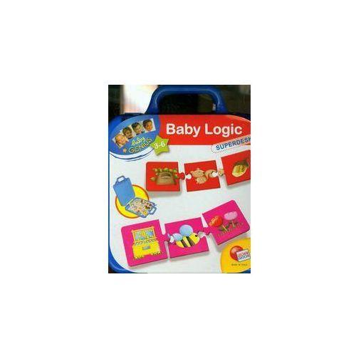 Towar Baby Genius Logika walizka niebieska z kategorii skrzynki i walizki narzędziowe