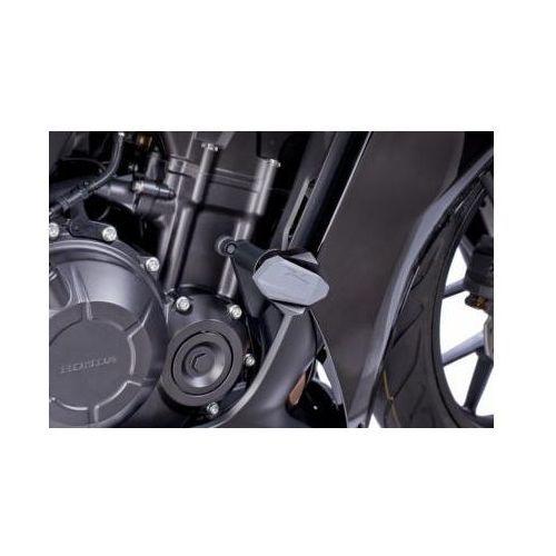 Puig y Honda CBR500R; 2013-2014 (czarne)   TRANSPORT KURIEREM GRATIS z kat. crash pady motocyklowe