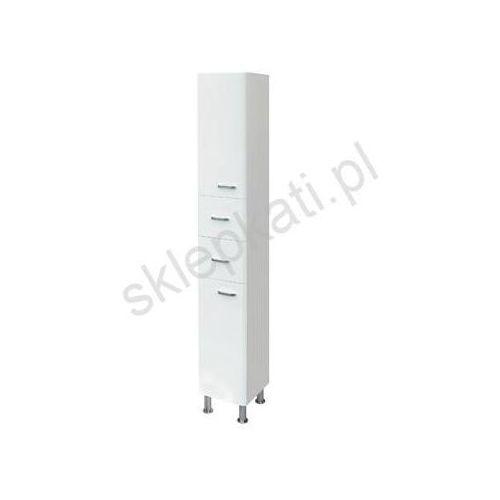 CERSANIT ALPINA słupek uniwersalny (lewy/prawy) S516-005 - produkt z kategorii- regały łazienkowe