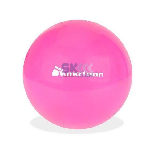 Piłka gumowa  20 - Różowy, produkt marki Meteor