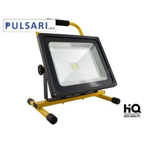 Naświetlacz Halogen Oprawa Reflektor 50W z akumulatorem PULSARI LED sprawdź szczegóły w sklep.BestLighting.pl Oświetlenie LED