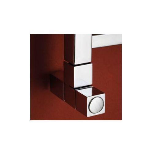 Cube zawór do grzejników łazienkowych CUBE-C