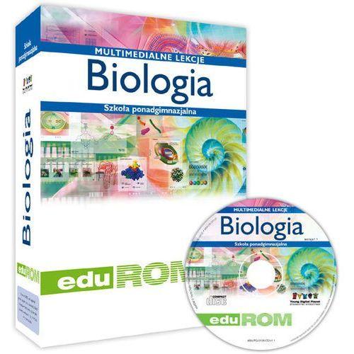 eduROM Biologia dla szkół ponadgimnazjalnych