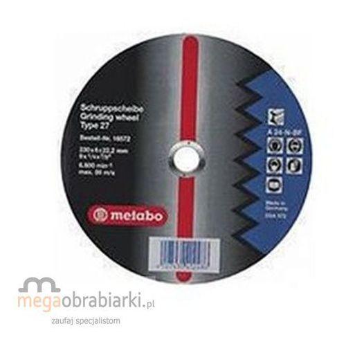 METABO Tarcza tnąca do stali 180 mm (25 szt) Flexiamant A 30-R RATY 0,5% NA CAŁY ASORTYMENT DZWOŃ 77 415 31 82 ze sklepu Megaobrabiarki - zaufaj specjalistom