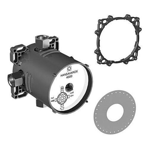 Produkt z kategorii- pozostałe artykuły hydrauliczne - HansaVarox- moduł podstawowy podtynkowy - 40000000