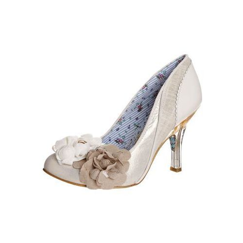 Irregular Choice MRS LOWER Obuwie ślubne white (galanteria ślubna)