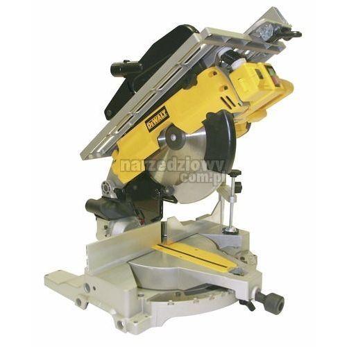Produkt DEWALT Wielofunkcyjna pilarka stołowa 1600 W D27113