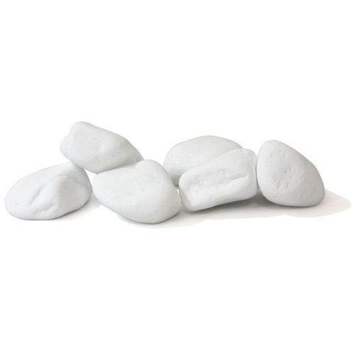 Oferta Komplet kamieni ozdobnych do biokominków Biała Perła by EcoFire [75abd7afafd31291]