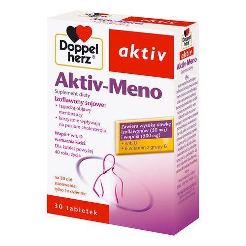Doppelherz Aktiv Meno tabletki 30 tabletek, postać leku: tabletki