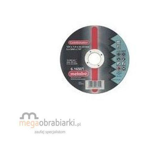 Oferta METABO Tarcza ścierno-tnąca 115 mm (25 szt) Combinator płaska RATY 0,5% NA CAŁY ASORTYMENT DZWOŃ 77 415 31 82