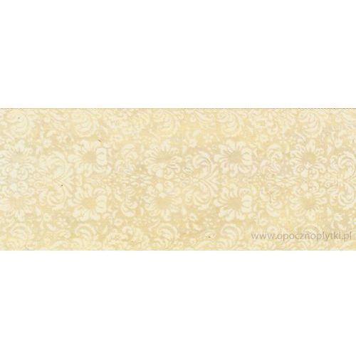 Oferta Sensa Beż Ornament Centro 20x50 (glazura i terakota)