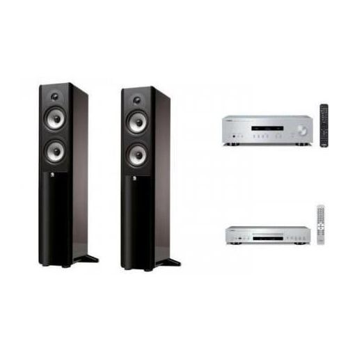 YAMAHA A-S201S + CD-S300S + BOSTON ACOUSTICS A250 - Tanie Raty za 1%