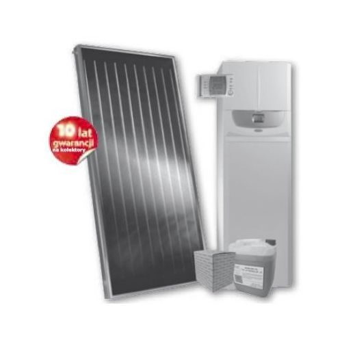 immersole hs super 1 x 2.6 pakiet solarny od producenta Immergas