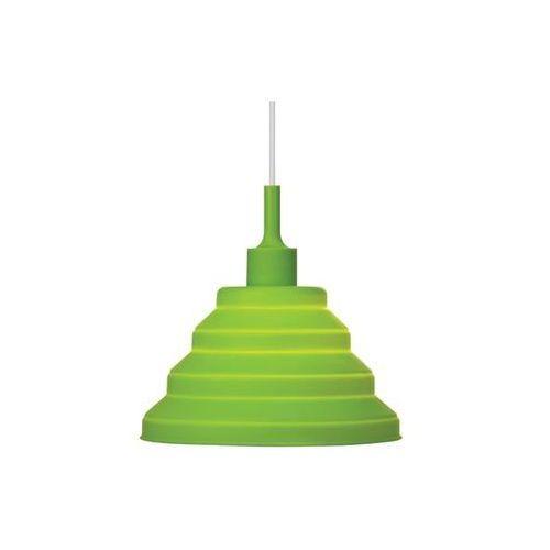 ZWIS nowoczesna LAMPA wisząca DO salonu CAKE Markslojd 105426 z silikonu zielony - sprawdź w MLAMP.pl - Rozświetlamy Wnętrza