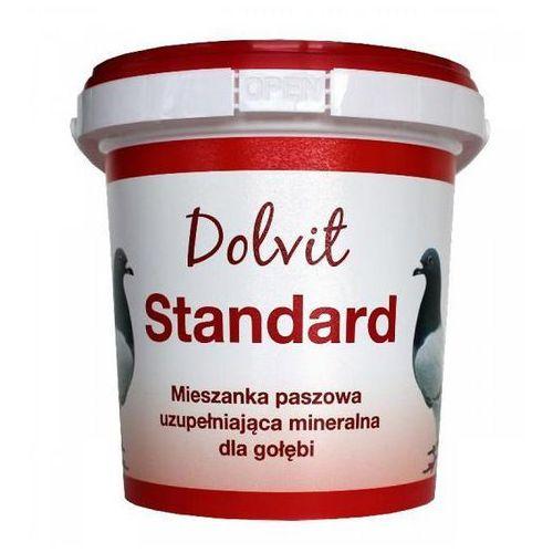 DOLFOS DG Dolvit Standard mieszanka paszowa mineralna uzupełniająca dla gołębi 400g, Dolfos