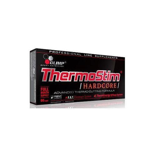 Thermo Stim Hardcore - 120 kaps