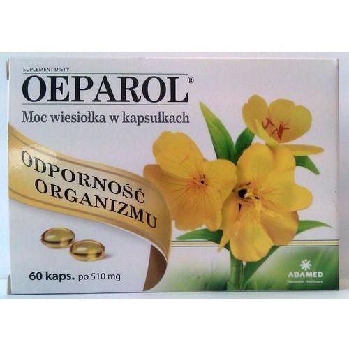 [kapsułki] OEPAROL olej z wiesiołka 60 kapsułek