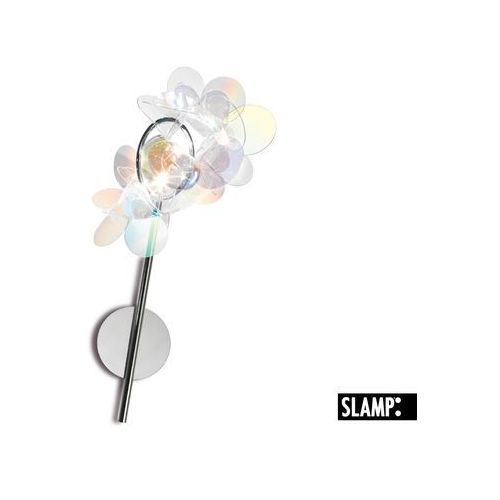 SLAMP by ADRIANO RACHELE Mille Bolle Lampa Ścienna Kinkiet 41x29 cm (BOL78APP0000U) od sfmeble.pl