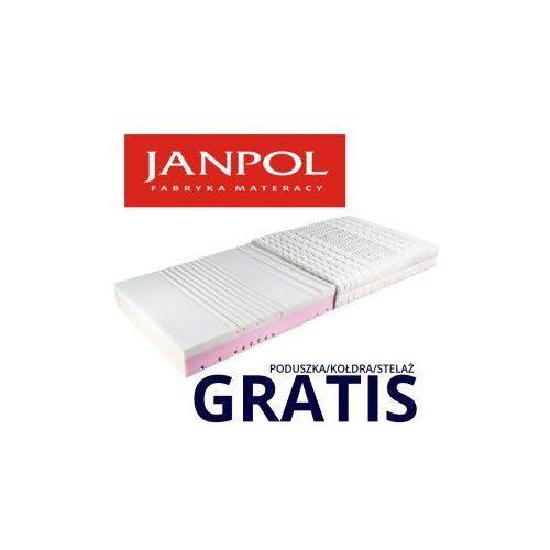 Materac AURORA 80x200 - Dostawa 0zł, GRATISY i RABATY do 20% !!!, produkt marki Janpol