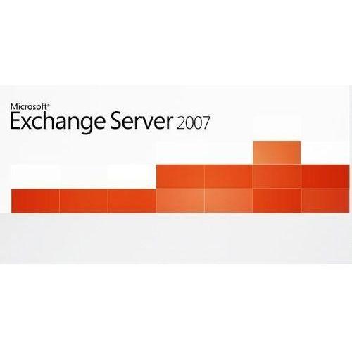 Produkt z kategorii- pozostałe oprogramowanie - Exchange Server Standard Single Software Assurance Academic Open No