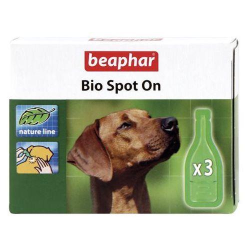 Artykuł BIO SPOT ON dla psa - 3 ampułki z kategorii witaminy dla psów