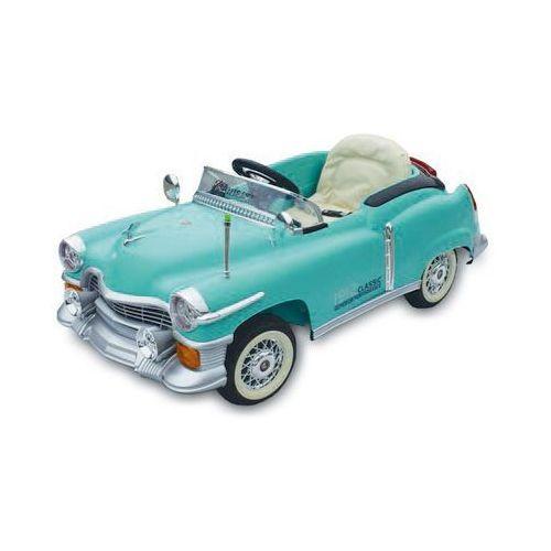 Pojazd dla dzieci na akumulator Alexis, turkusowy ze sklepu Pieluchowo.com
