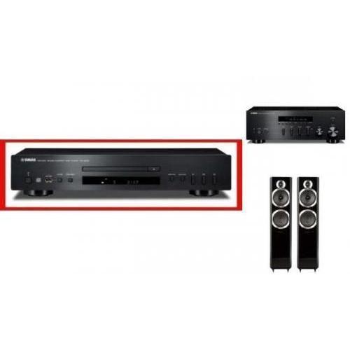 Artykuł YAMAHA R-S300 + CD-S300 + WHARFEDALE 10.6 z kategorii zestawy hi-fi