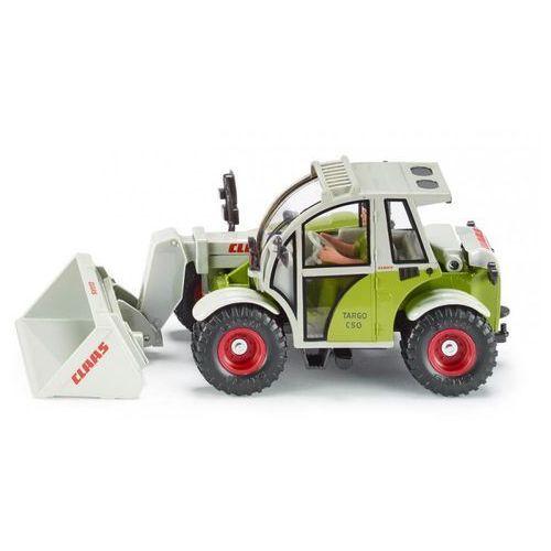 Zabawka SIKU Farmer Traktor Claas Targo oferta ze sklepu ELECTRO.pl