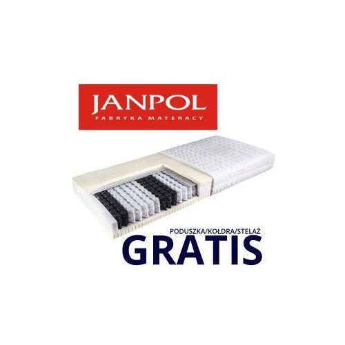 Materac KALIPSO 80x200 - Dostawa 0zł, GRATISY i RABATY do 20% !!!, produkt marki Janpol