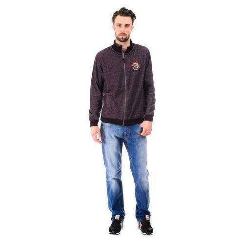 """Jeansy Wrangler Greensboro Straight """"All Blue"""" - produkt z kategorii- spodnie męskie"""