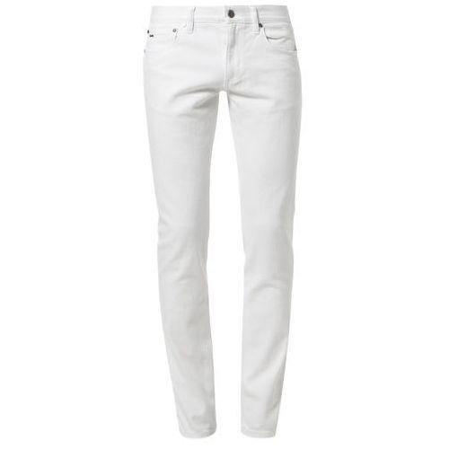 Produkt z kategorii- spodnie męskie - Michael Kors Jeansy Slim fit biały