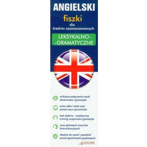 Angielski Fiszki leksykalno-gramatyczne dla średnio zaawansowanych - oferta [35e66d2675958544]