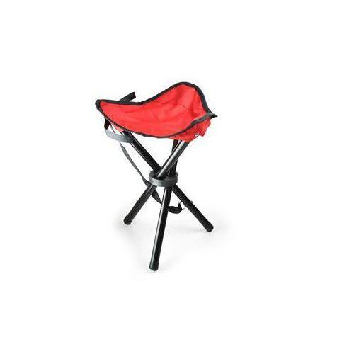 oneConcept przenośne krzesło turystyczne wędkarskie czerwono-czarne 500g - sprawdź w electronic-star