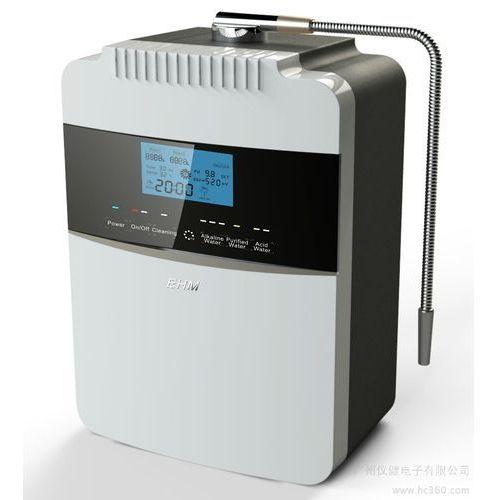 Jonizator wody EHM-929, 8 płyt jonizujących, pH wody 2,5-11,2, ORP od +550mV do -850mV, pobór prądu od 1,5W-2000W z kategorii Nawilżacze powietrza