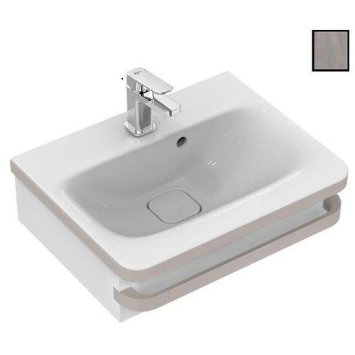 Ideal standard  tonic ii obudowa umywalki 50 cm, jasnoszare drewno r4309fe - odbiór osobisty: warszawa, krak�