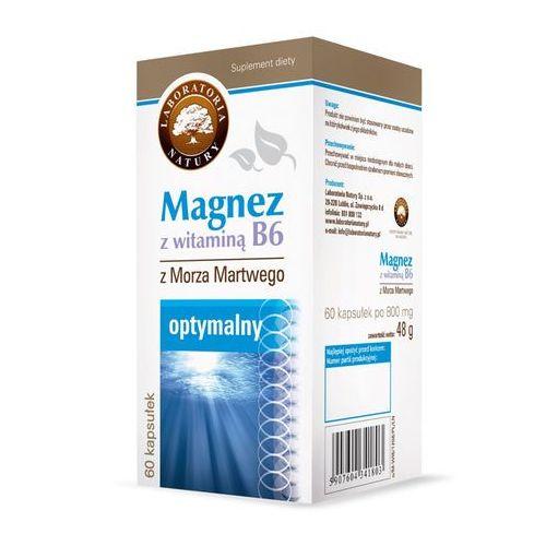 Magnez z witaminą B6 kaps. - 60 kaps., postać leku: kapsułki