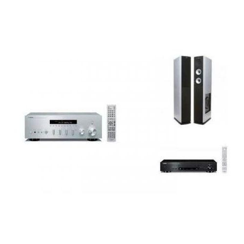 Artykuł YAMAHA R-S500 + CD-N301 + JAMO S626 W z kategorii zestawy hi-fi