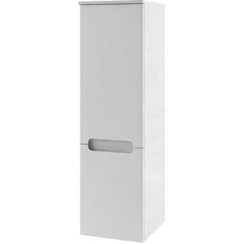Produkt z kategorii- regały łazienkowe - CLASSIC - Słupek boczny SB-350, biały/biały, L