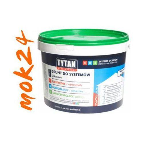 Grunt do tynków silikonowych EOS 738 10L biały TYTAN Professional (izolacja i ocieplenie)
