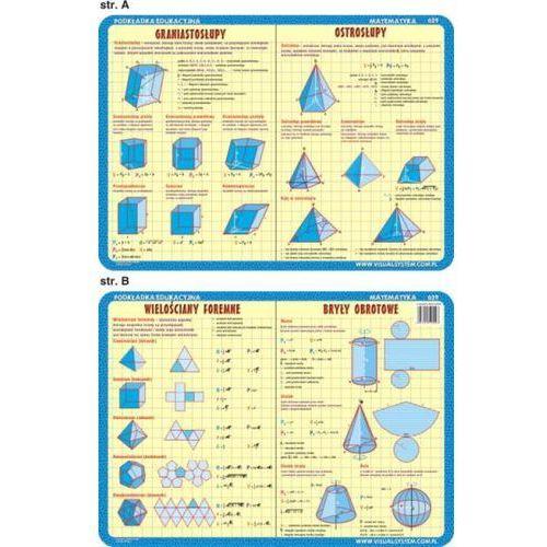Matematyka - podkładka edukacyjna nr 029 - oferta [d54fed025162137d]