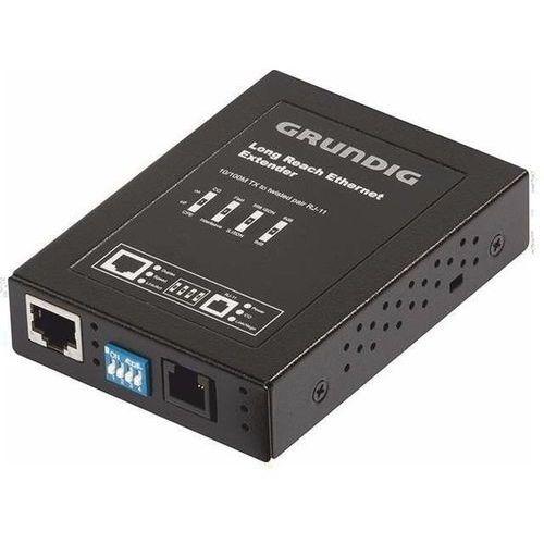 GTI-F0025N Extender sygnału Ethernet po kablu telefonicznym (para)