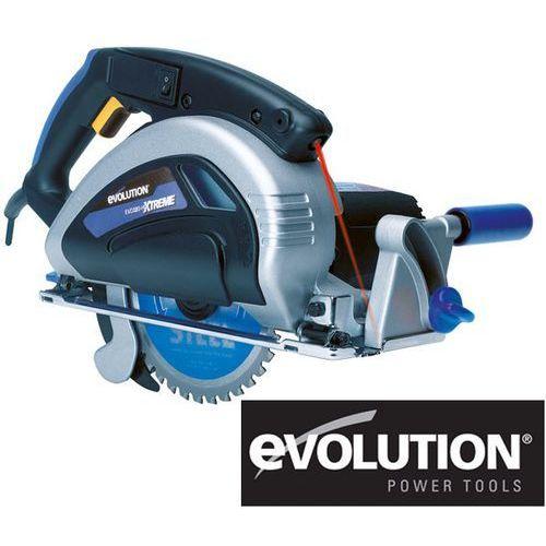 Produkt z kategorii- elektryczne przecinarki do glazury - EVOLUTION Przecinarka tarczowa do cięcia stali 180mm XTREME (EVO180X)