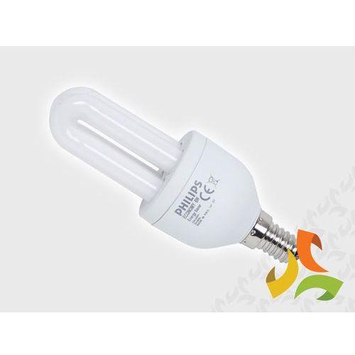 Świetlówka energooszczędna PHILIPS 6W (25W) E14 ECONOMY ze sklepu MEZOKO.COM