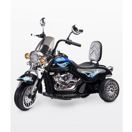 Caretero Motocykl na akumulator Rebel, Black ze sklepu Mall.pl