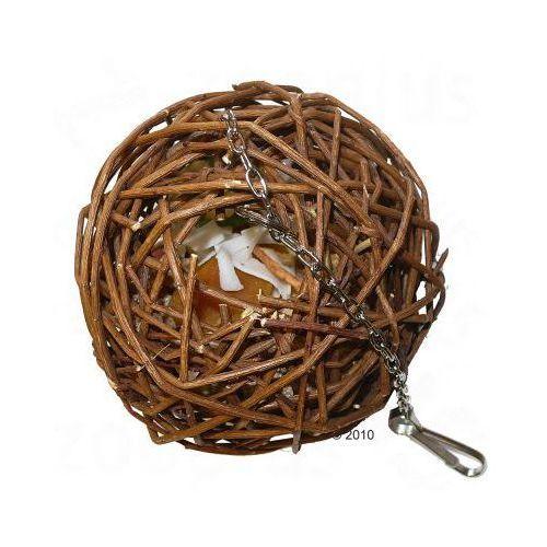 piłeczka wiklinowa z przysmakami - Ø 15 cm, JR Birds