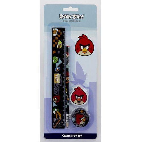 Zestaw szkolny 4 elementowy Angry Birds Play - oferta [05826120e5f544ec]
