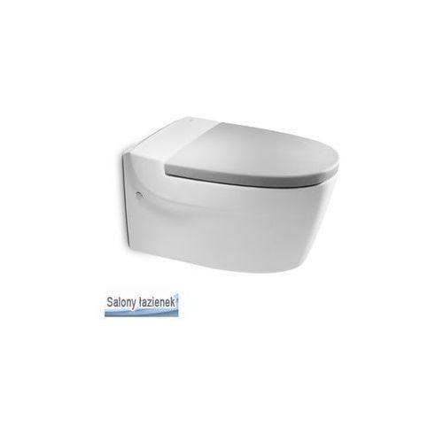 Produkt z kategorii- pozostałe artykuły hydrauliczne - Miska WC podwieszana Khroma Roca (A34665700M)