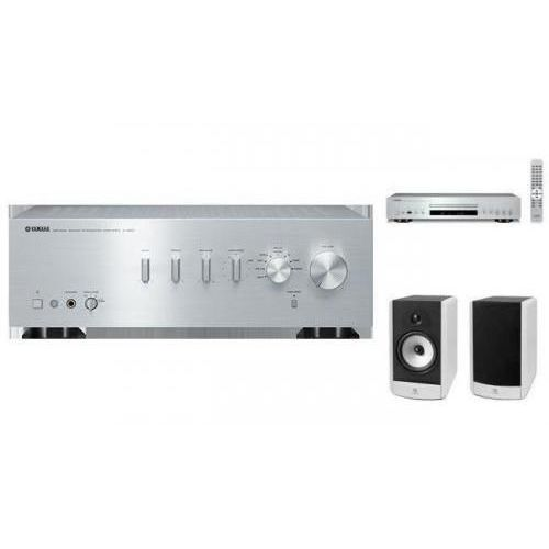 YAMAHA A-S501S + CD-S300S + BOSTON ACOUSTICS A25 W - Tanie Raty za 1%