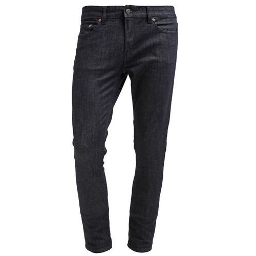 Only & Sons ONSEXTREME Jeansy Slim fit dark blue denim - produkt z kategorii- spodnie męskie